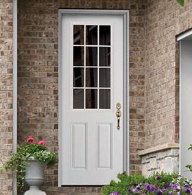 Courtesy Door | Entry Doors | Steel, Textured Fiberglass ...